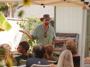 green living workshop, hive savers, solana center