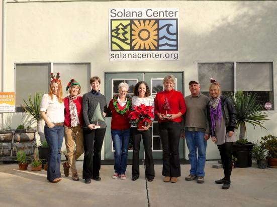 Solana Center Christmas Photo