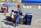 Model School Waste Diversion Program in 4SRanch